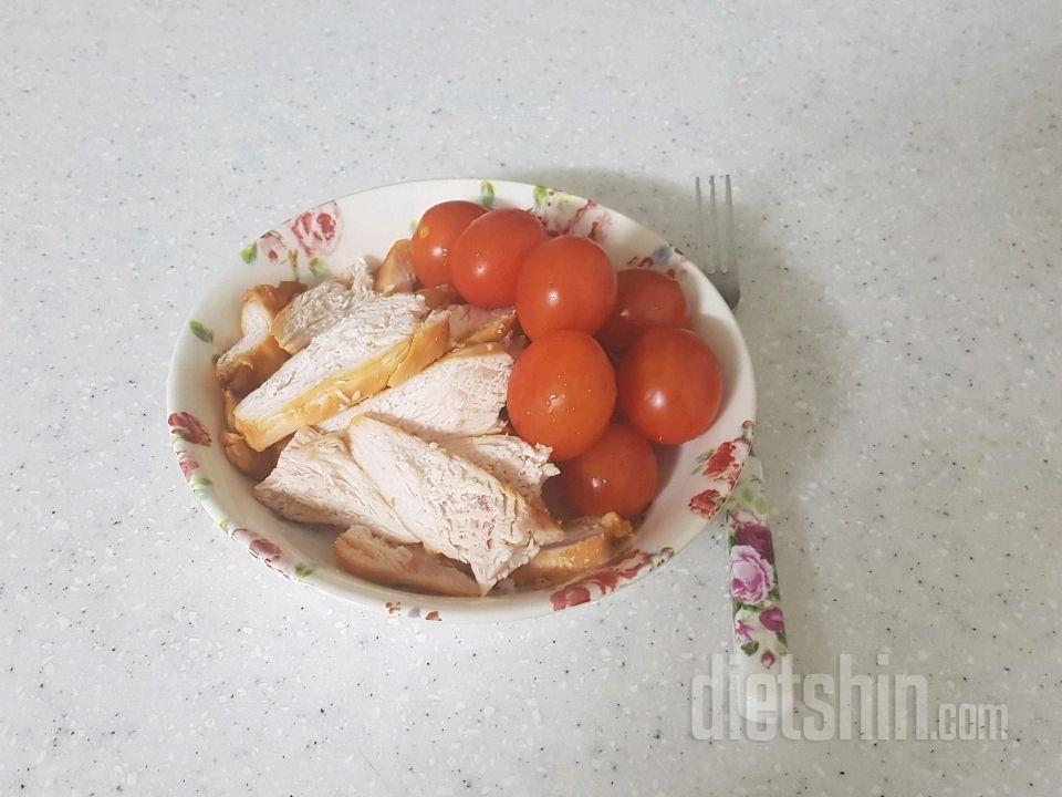 훈제닭가슴살