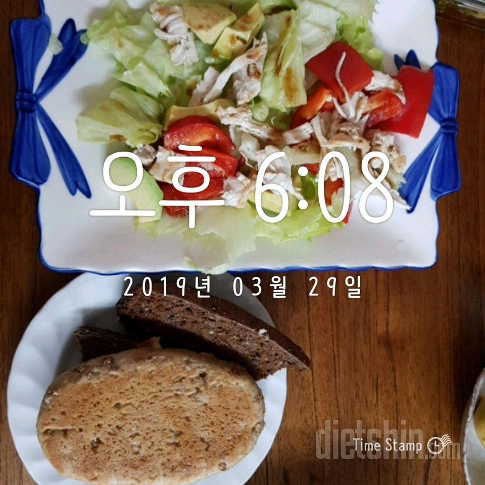 19.3.29 식단.운동