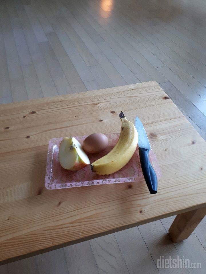 오늘의 아침식사