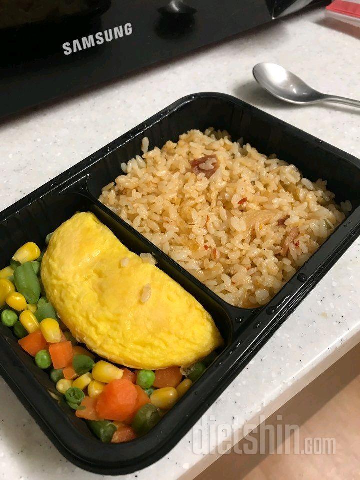 [도시락챌린지] 5일차 식단인증