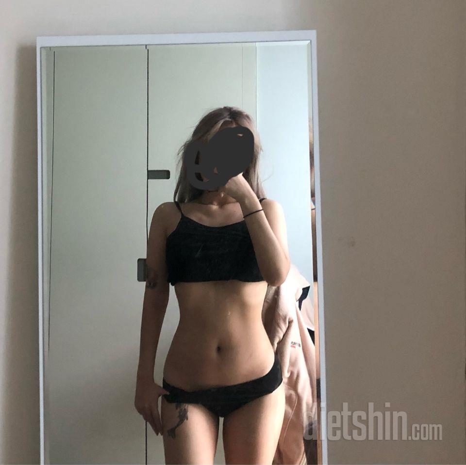 다이어트 3주차 눈바디