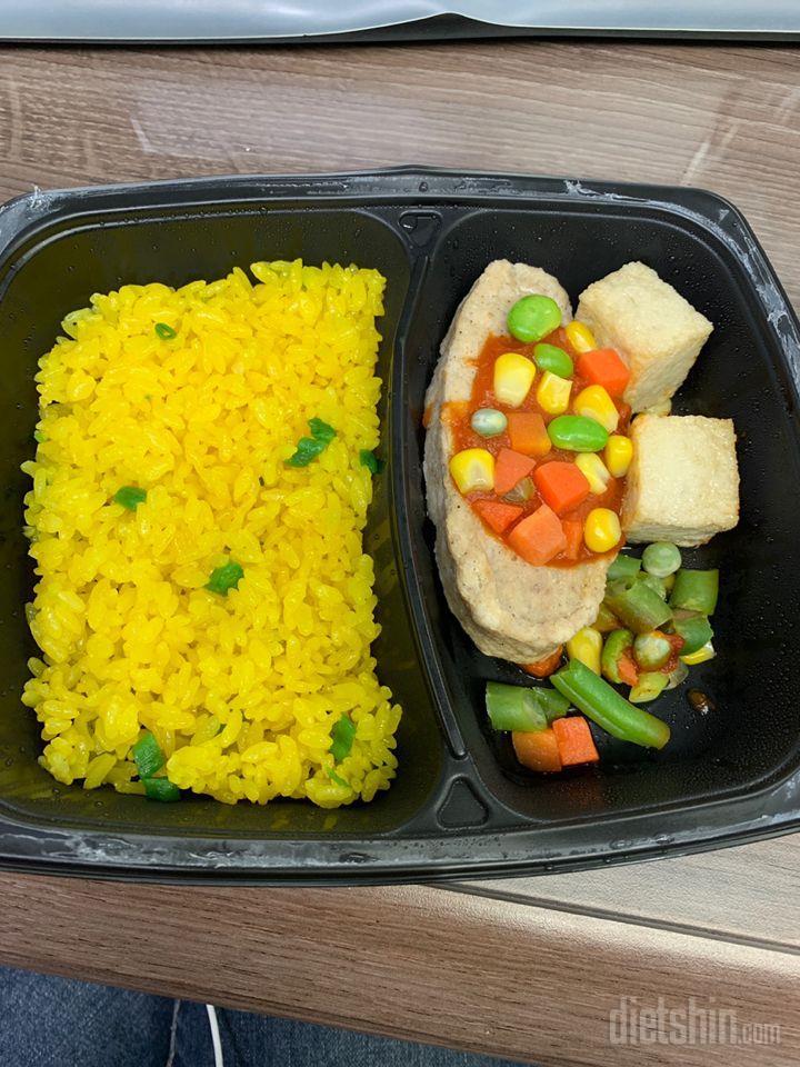 점심식사로 다이어트 도시락