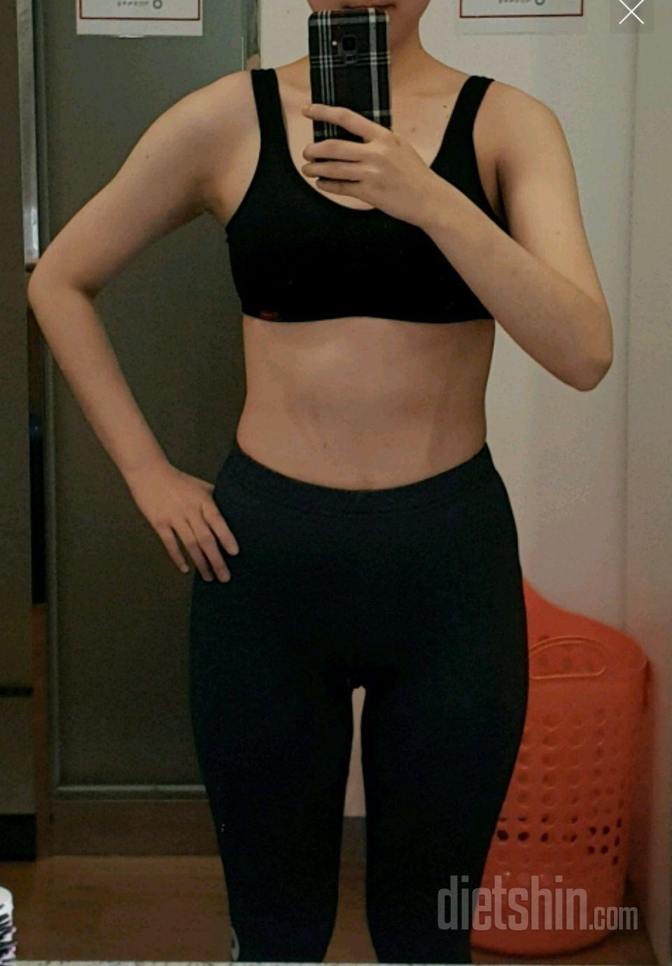 6개월 62kg-&gt\;52kg 비포애프터
