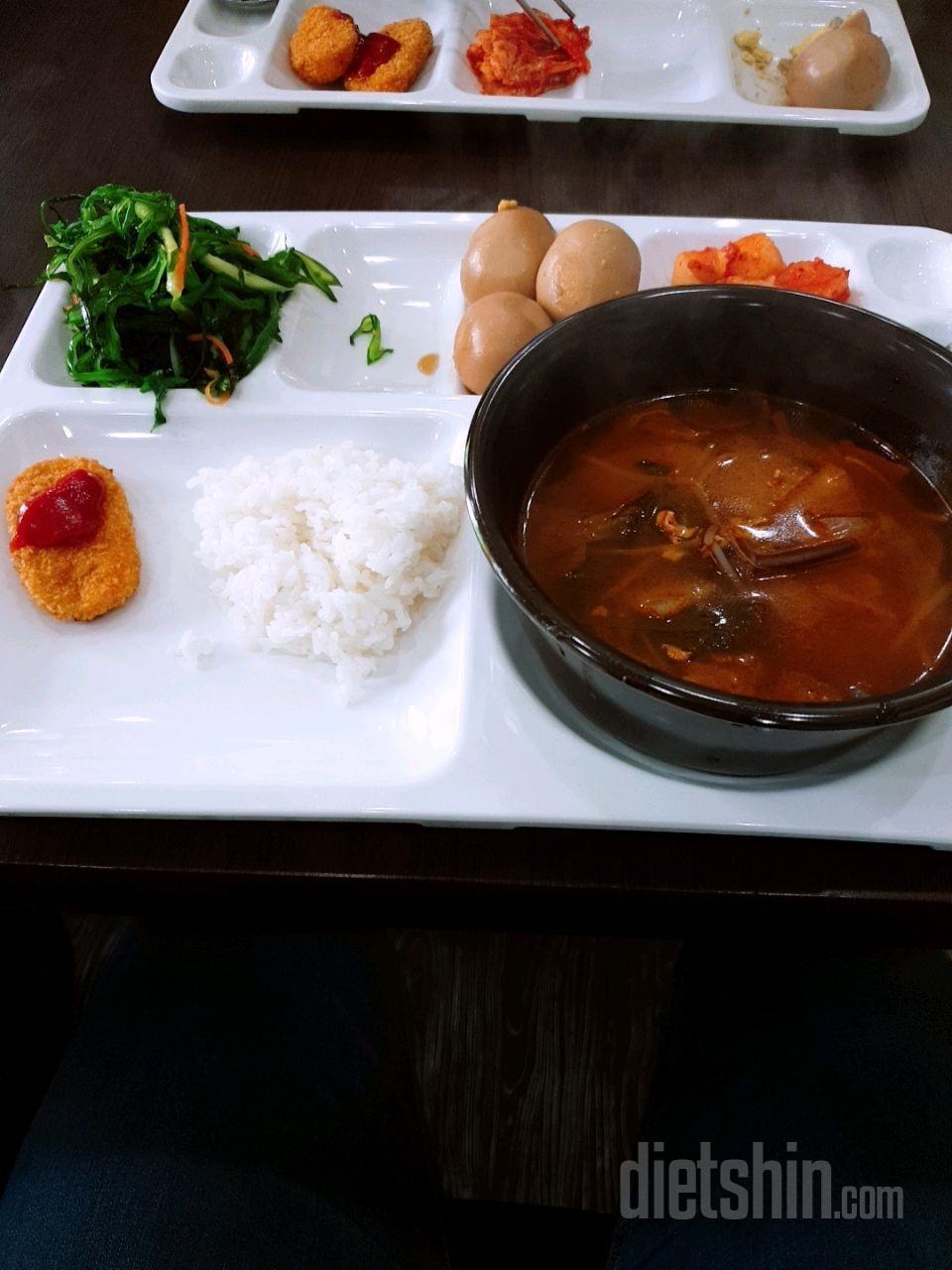 회사밥으로 다이어트..?