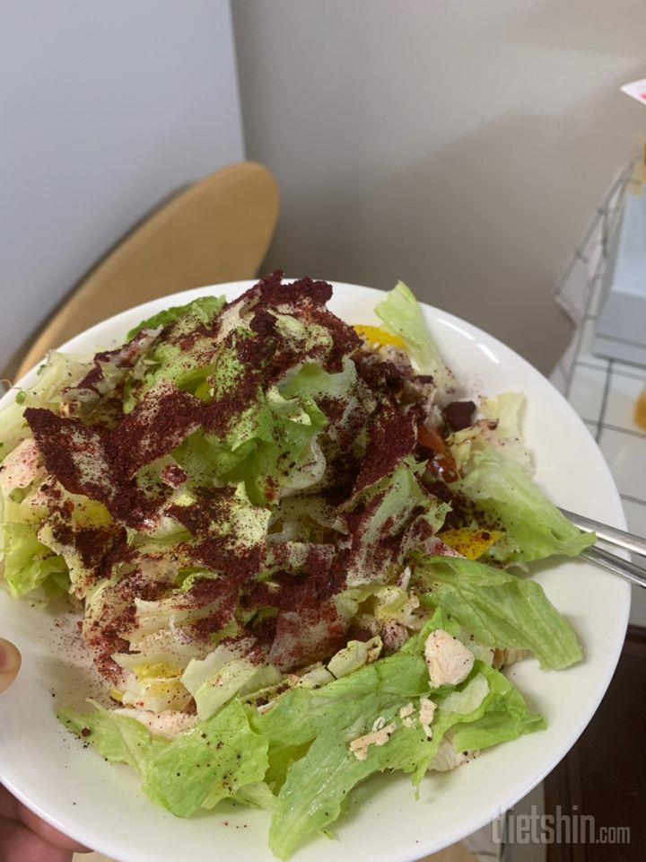 나름에 건강한 다요트 식단