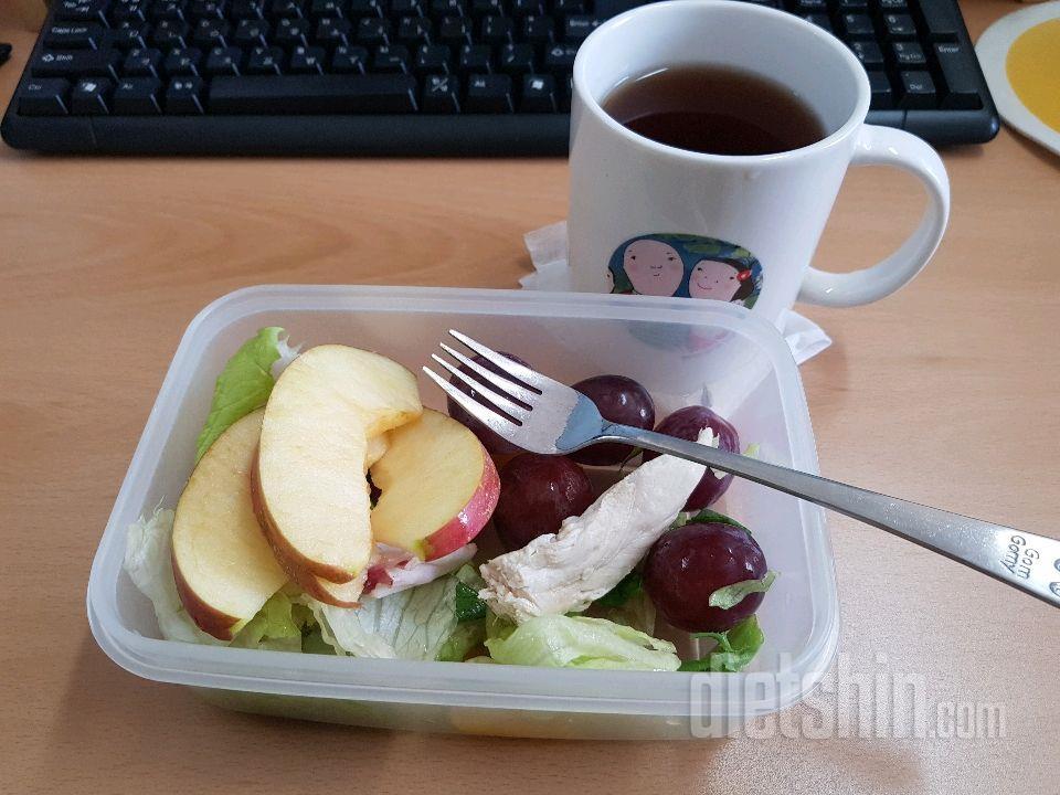 오늘의 점심입니다