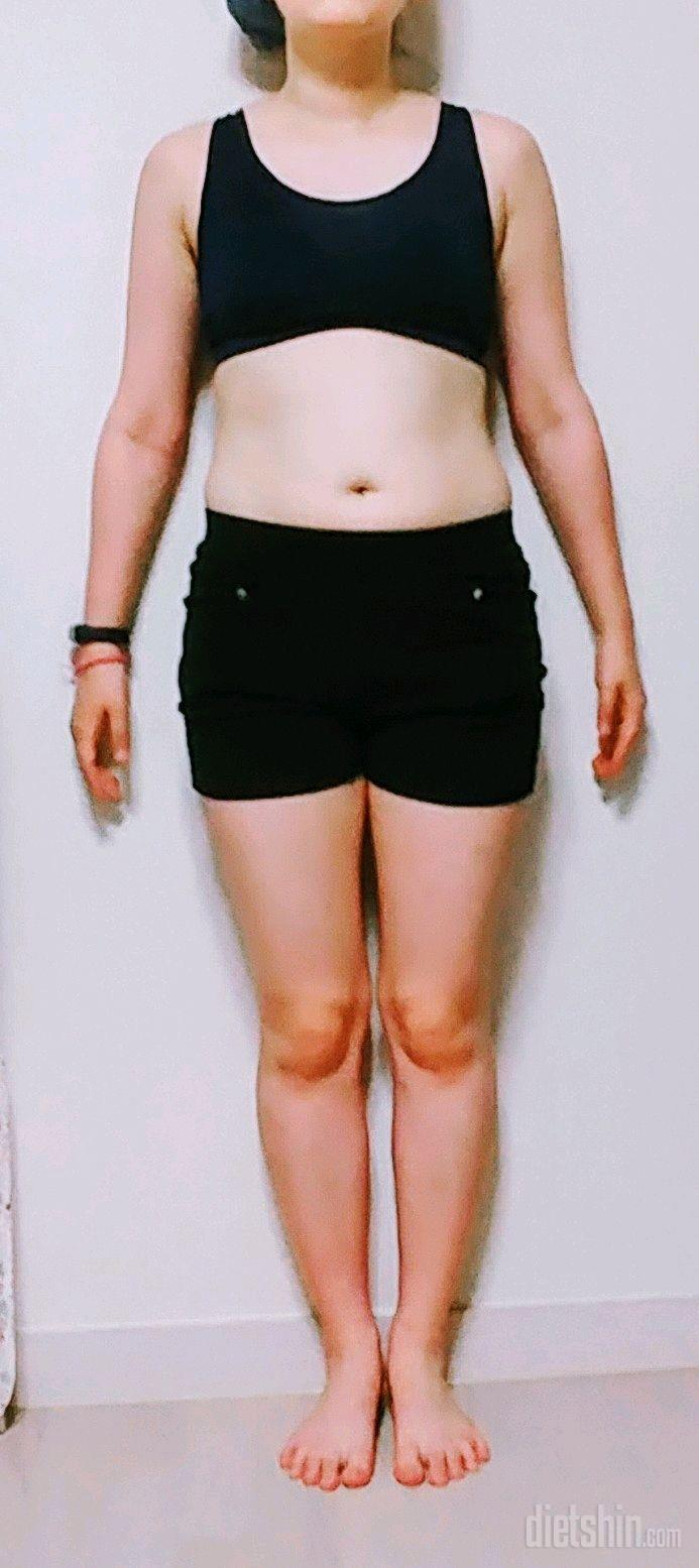 [다신 14기 필수 미션] 체중, 전신 인증