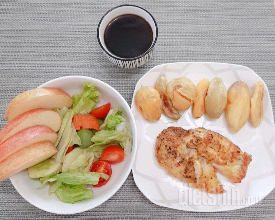 2일차 점심 (400kcal)