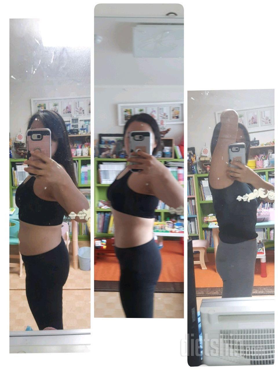 다이어트 2년차 70->\;58(-12kg 감량유지중)