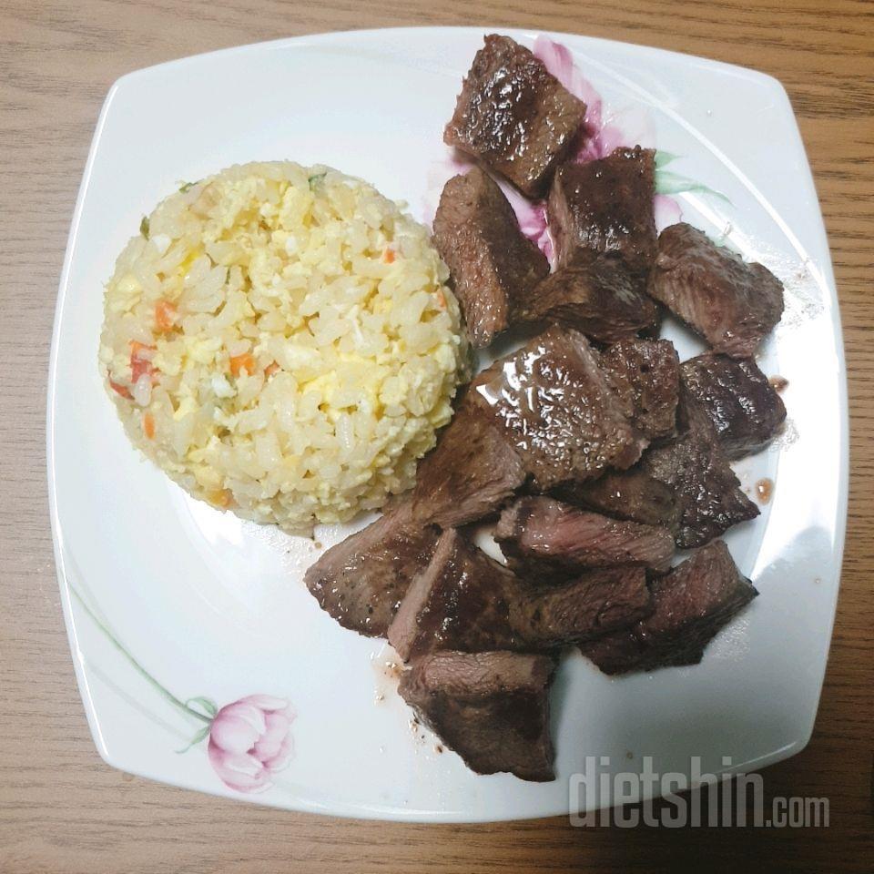 고기랑 밥이랑