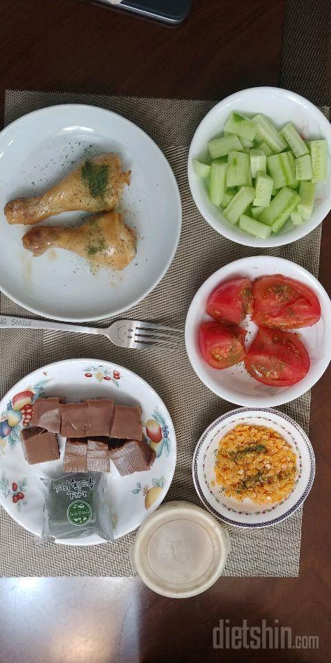 오늘아침식단