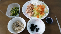 다이어트 3일째 아침식사