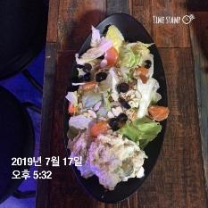 샐러드 식단