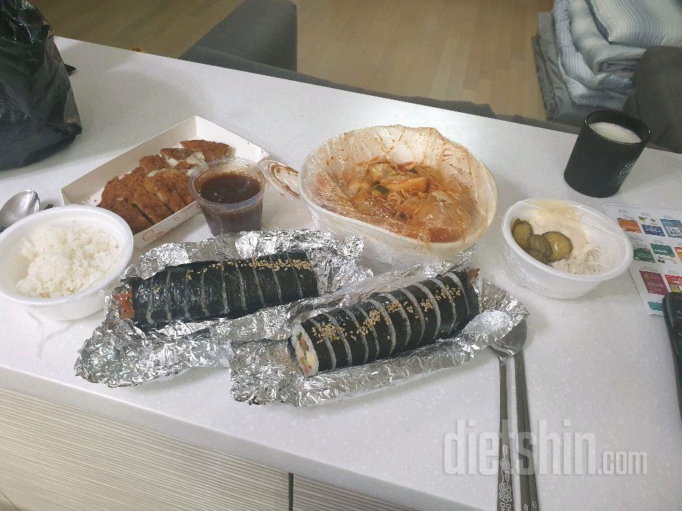 김밥중독 ㅠㅠ