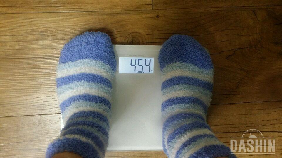 모태통통#7 7일간의 변화 1.8kg감량