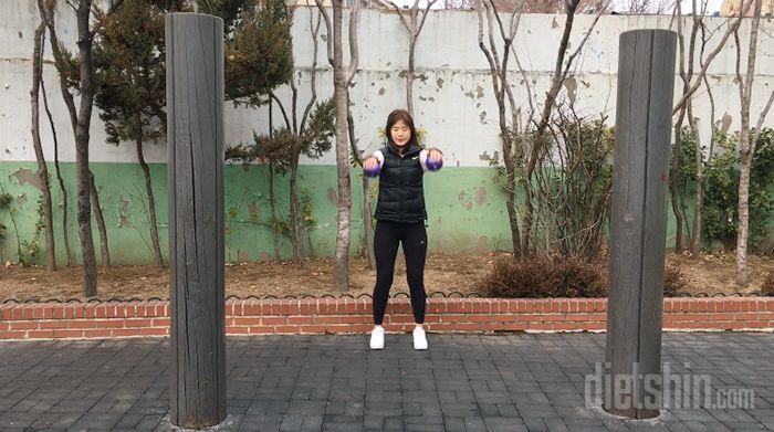 어깨라인이 예뻐지는 운동법