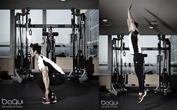 최고의 체력강화법, 체중감량은 덤!