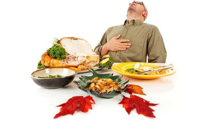 감정적 힘겨움, 음식섭취로 해소하지 말아라?!