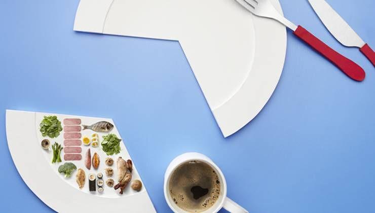 다이어트할 때 도움되는 식품과 적정 식사량!