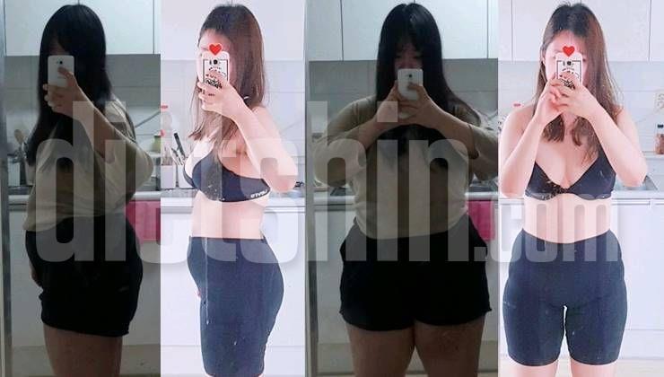 100kg→ 74kg 되기까지, 들쑥날쑥한 체중 극복기!