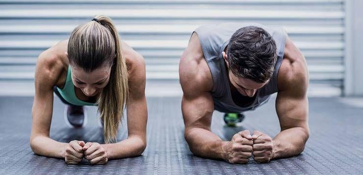 다이어트할 때 근육 만들고 싶다면, 주목하라!