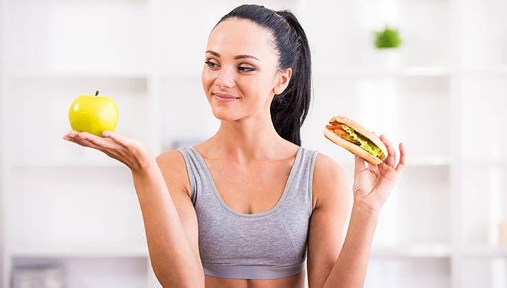 다이어트할 때, 밸런스를 조절하자!