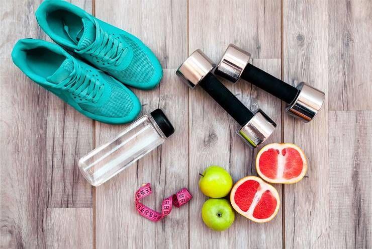 2018, 다이어트에 성공하는 몸 만드는 법!