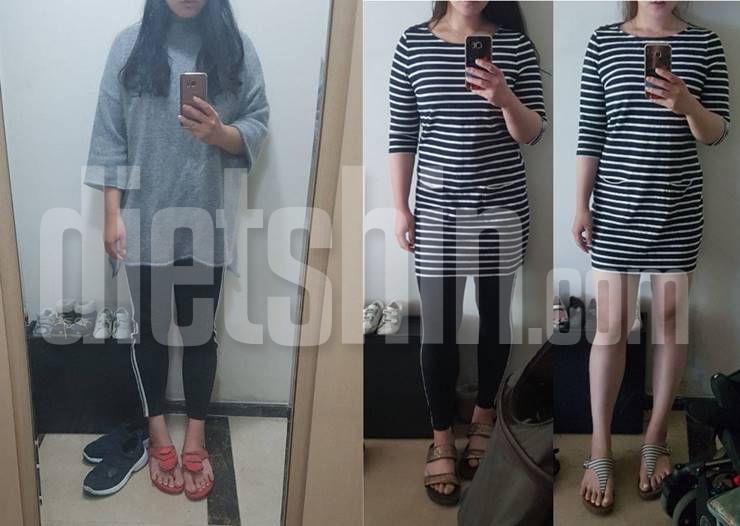 24kg 감량, 그녀가 밝힌 다이어트 비법은?