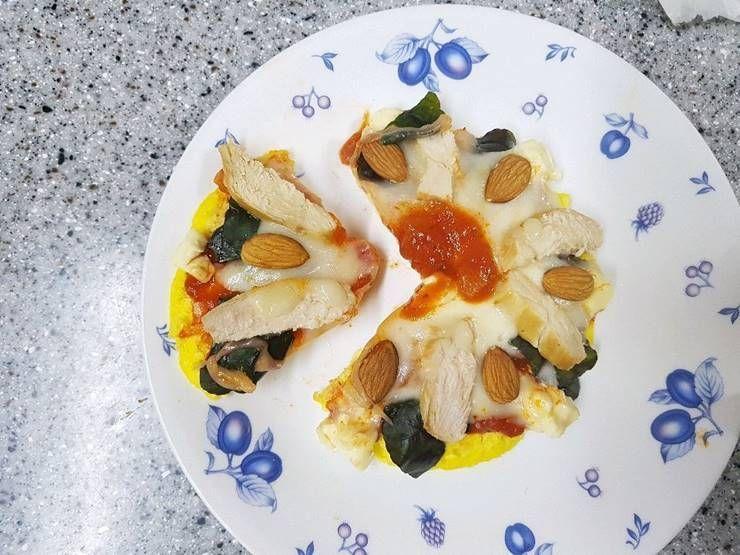 다이어터분들, 피자 대신 '이거' 드세요!