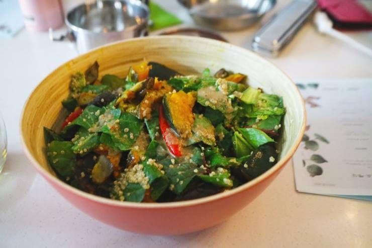 영양듬뿍 슈퍼곡물 `퀴노아` 샐러드!