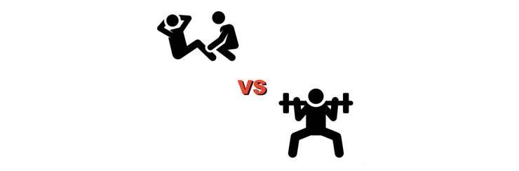 뱃살 뺄 때, 복근운동이 가장 효과적일까?