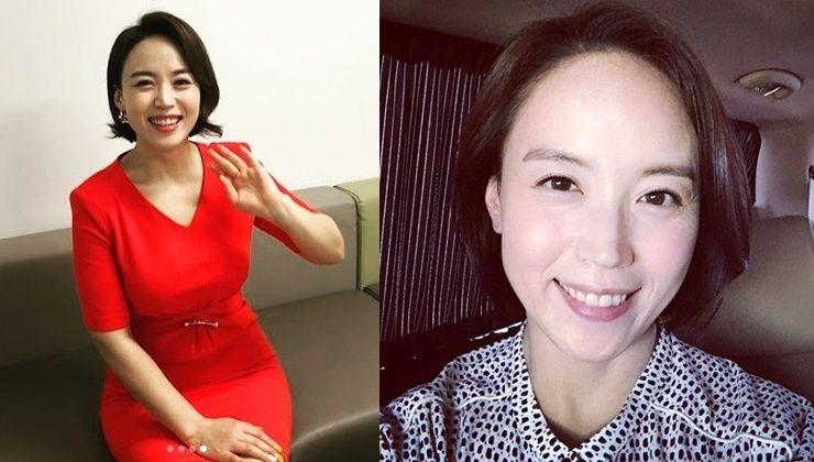 배우 이혜은, 강박증 딛고 20kg 감량한 비결!