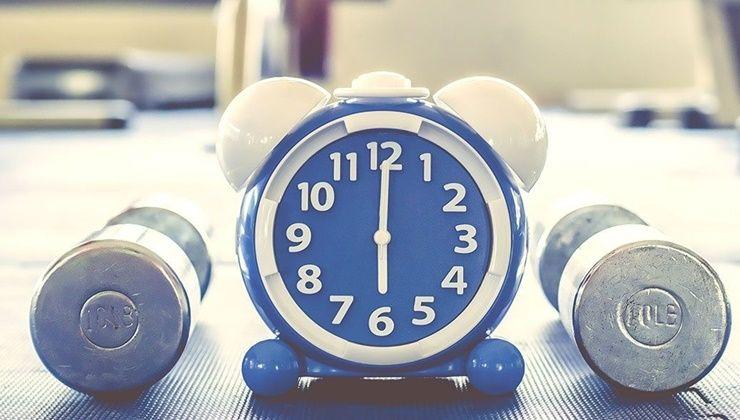 40대에게 적절한 운동횟수와 시간은?