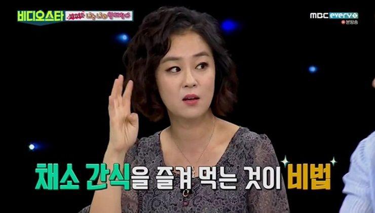 배우 이재은 18kg 감량 비결 (공복없애기)