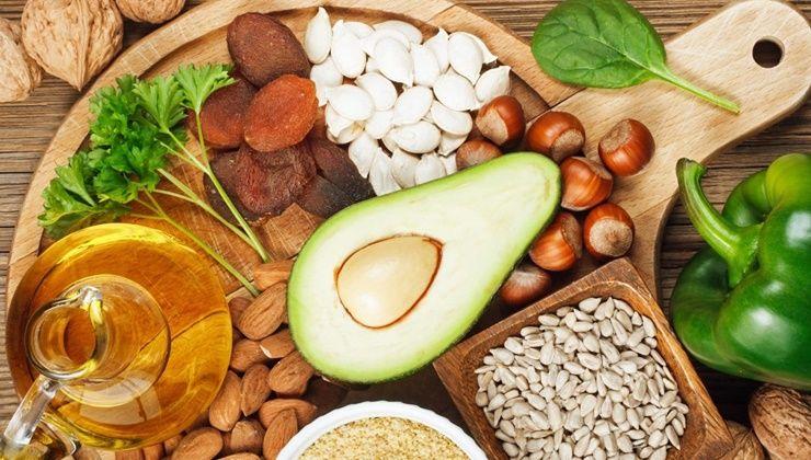 비만일 때, 먹으면 좋은 비타민 E 음식은?