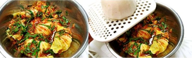 매콤한 저칼로리 `닭가슴살 배추말이` 한그릇!