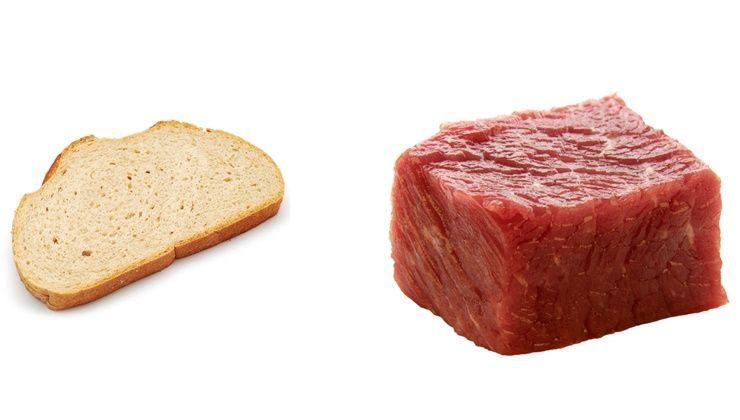 탄수화물 vs 지방, 어떤 게 더 살찔까?