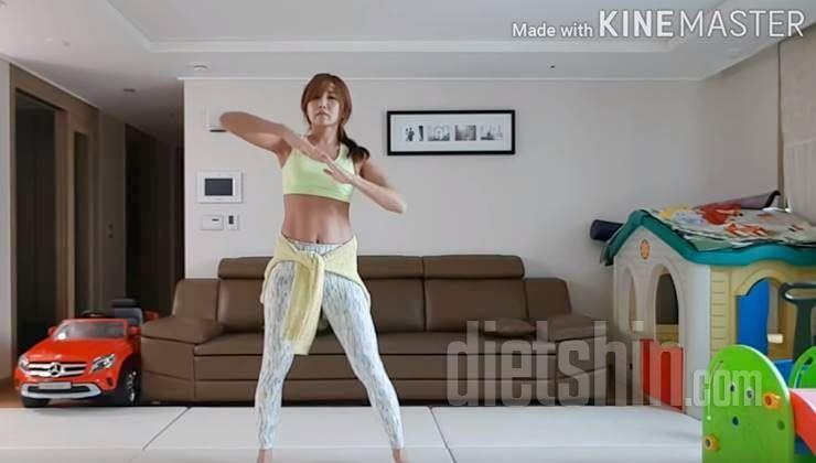 무릎에 무리 안가는 유산소 운동!