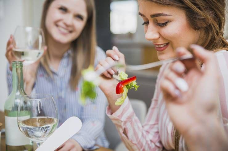 행복한 포만감을 만드는 마음챙김 식사법!