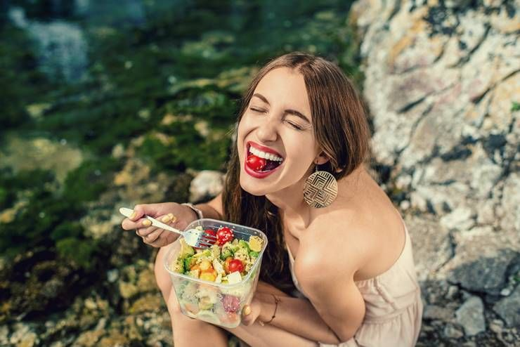 몸과 마음이 행복해지는 `Mindful Eating`
