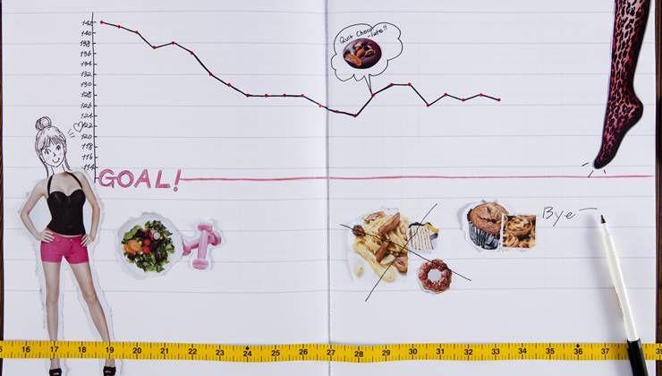 건강한 다이어트의 올바른 속도는?!