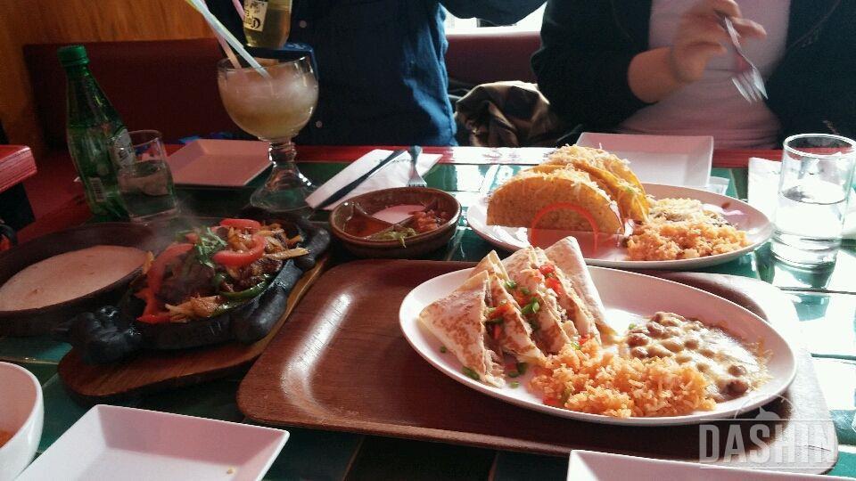 멕시칸  푸드 사랑