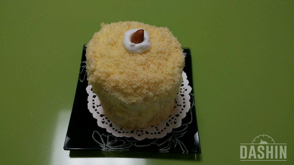 고구마 케익