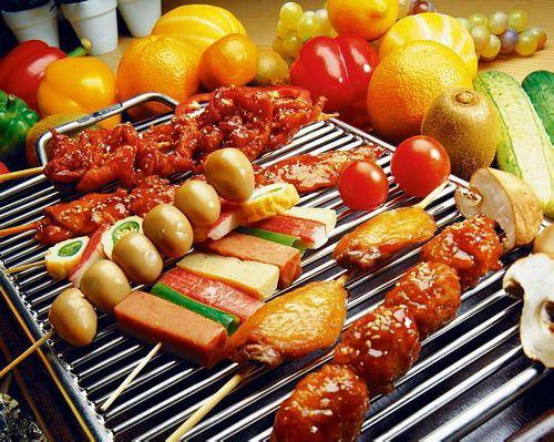 식욕을 돋구는 색VS 식욕을 억제하는 색