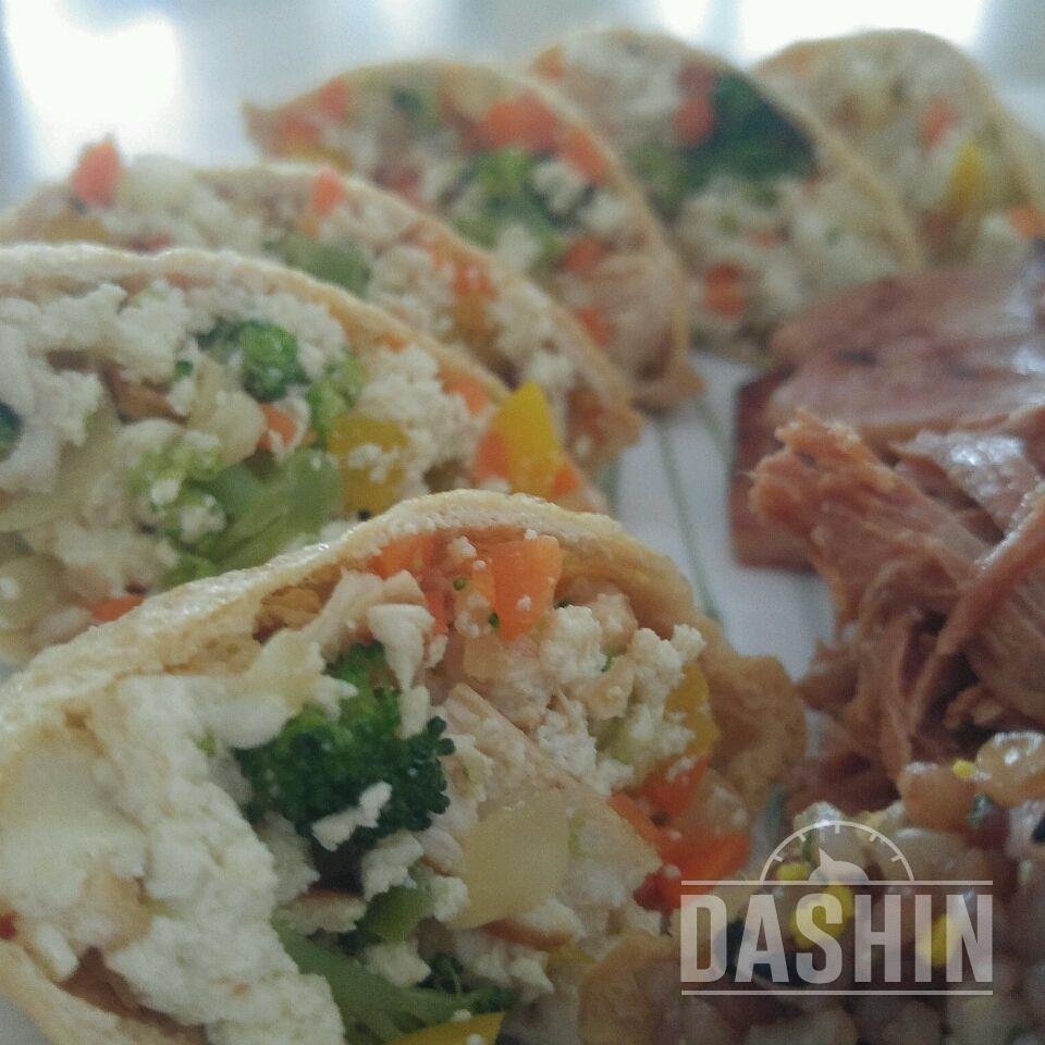두부 초밥