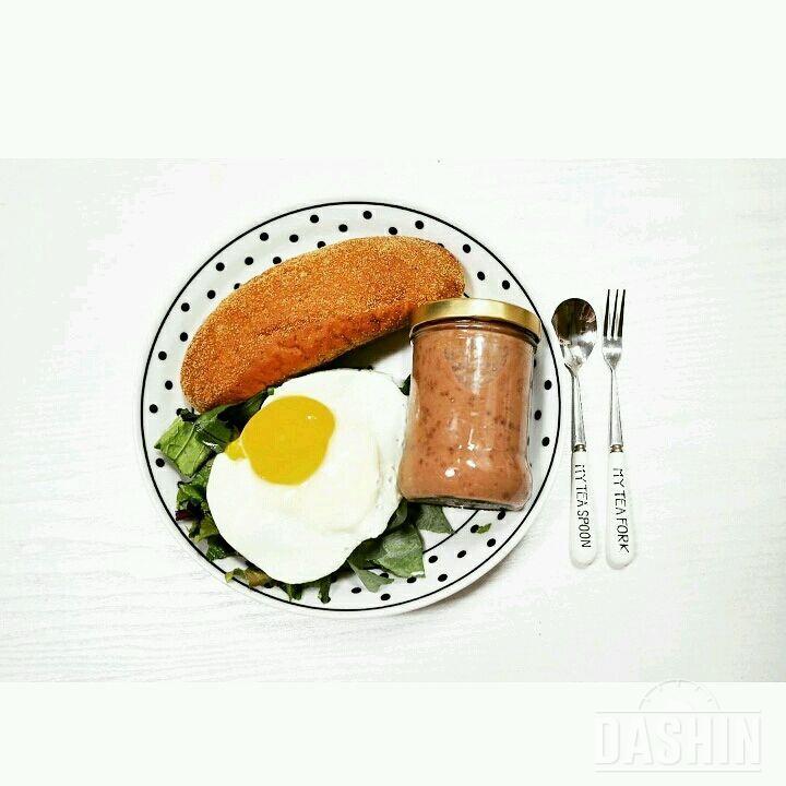 바나나프로틴스프레드