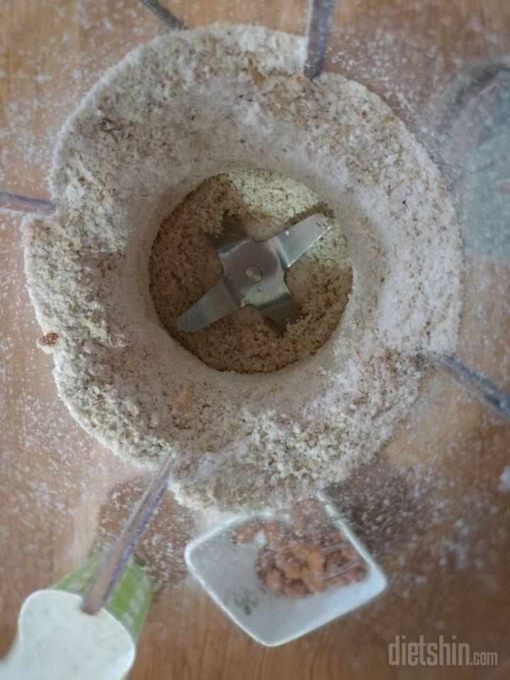 오트밀초코쿠키만들기