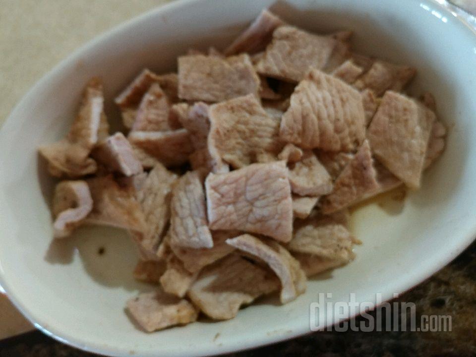 캐디의 맛있는 다이어트 2탄. 다이어트보쌈만들기