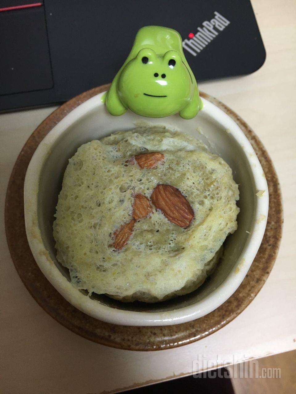 노밀가루 고구마 바나나빵