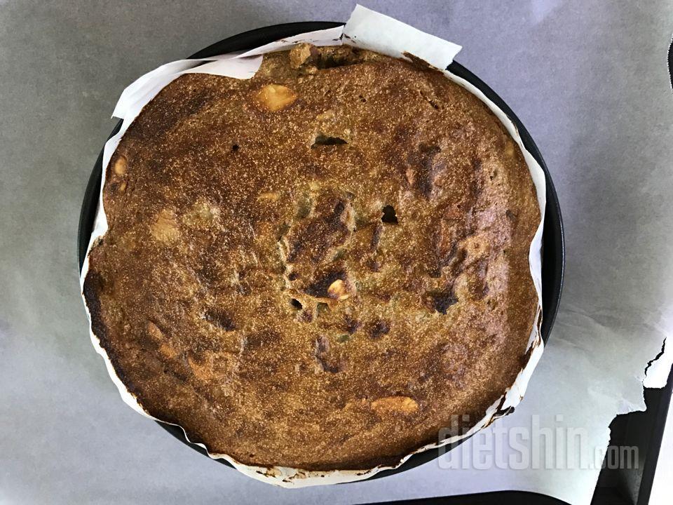 고구마 프로틴빵